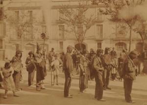 Diables de Vilafranca 1980